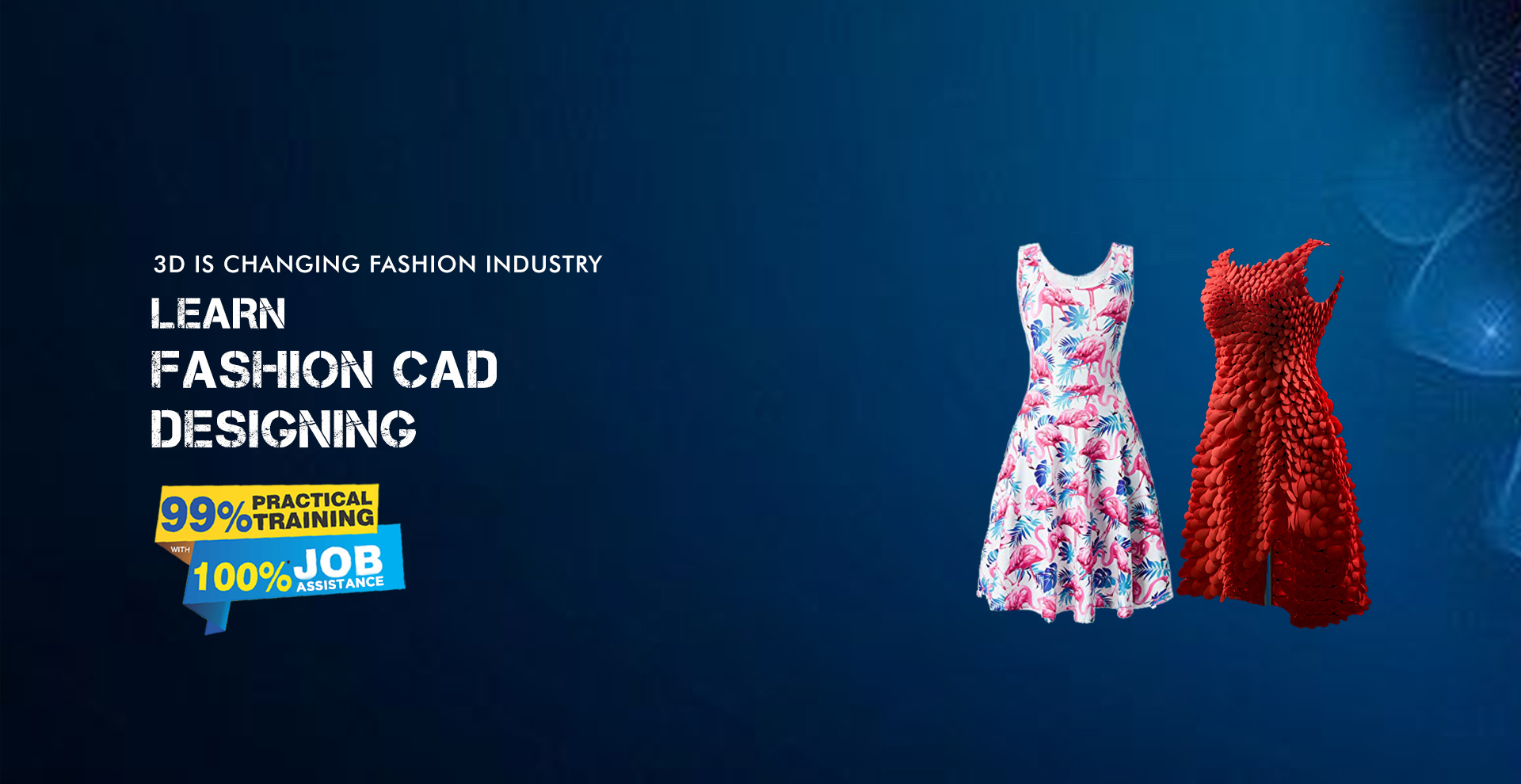fashion designing banner
